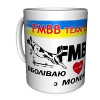 Кружка FMBB 2019