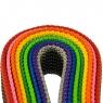 Поводок-перестежка цветной на латексной основе