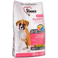 1st Choice Puppy с ягненком