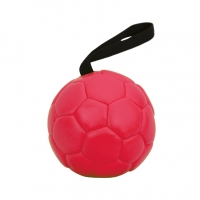 Мяч кожаный - с наполнением