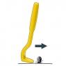 Инструмент для удаления клещей